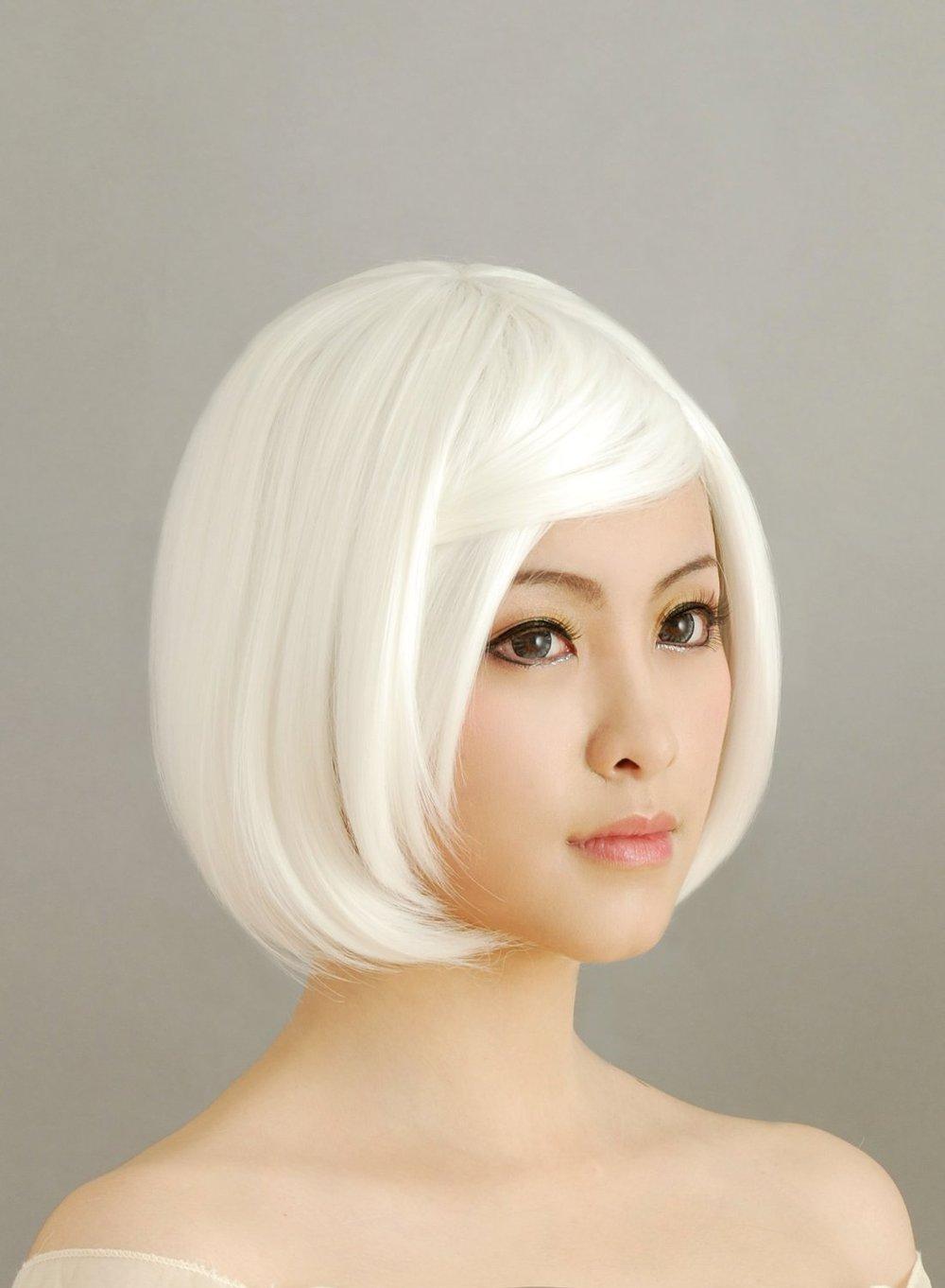 Buy White Wigs Online - Wigs By Unique 5c7c79f51ad0
