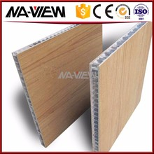 2mm Aluminium composite panel/aluminum honeycomb sheet price
