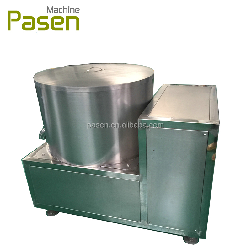fruit vegetable dewatering machine after washing / centrifugal fruit vegetable dewatering machine for sale