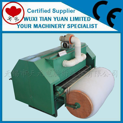 HFJ-18 Wool Processing Machinery,Sheep Rolls Making Machine,Polyester Combing Machine For Quilt