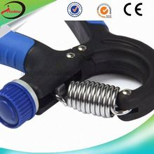 Hot sale good quality fitness equipment cotten adjustable power hand grip weight lifting