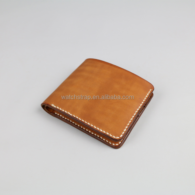 men and women personality embossed vintage leather wallet