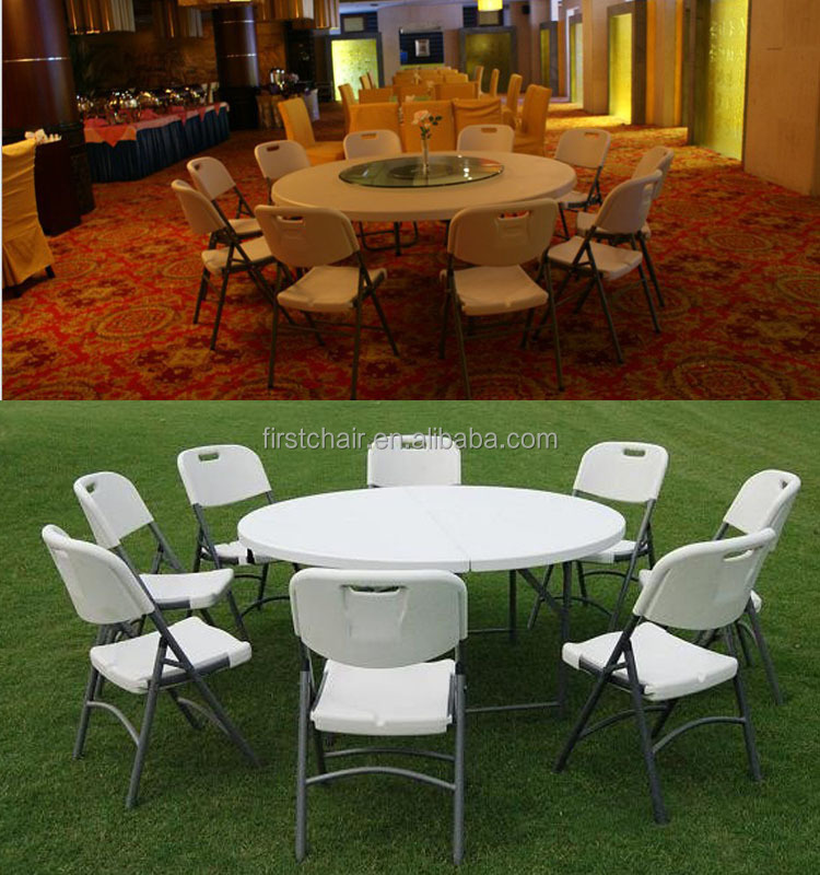 wholesale used white 6ft plastic round tables for sale buy plastic round tables plastic round. Black Bedroom Furniture Sets. Home Design Ideas