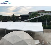 Factory Price White Outdoor Aluminum Alloy Marquee Party Tent On Sale