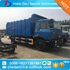 Dongfeng brand new & cheap compression docking garbage collector