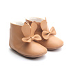 Baby shoes 2017 cute rabbit shoes comfortable kids leather boot