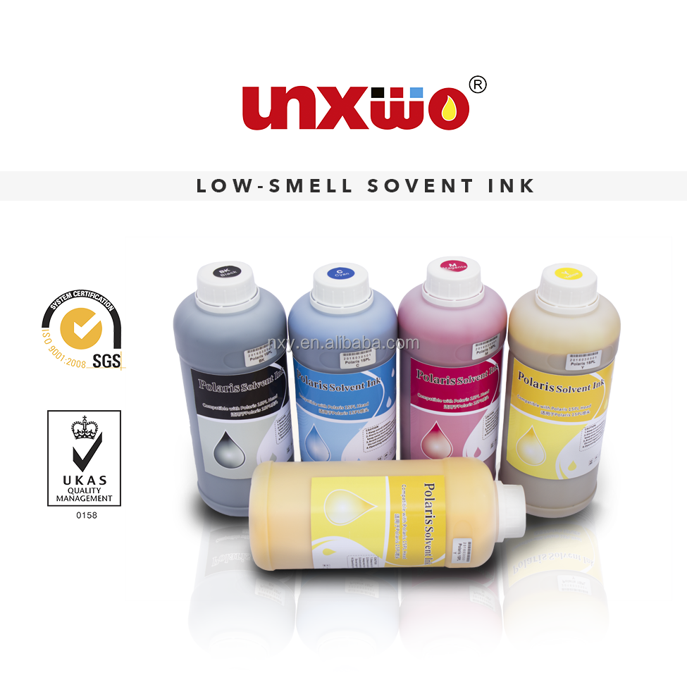 flex ink for WIT COLOR Ultra 4000 3304 with Polaris 15PL printer head