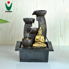 Decoratie polyresin mini hindoe god <span class=keywords><strong>indoor</strong></span> feng shui fontein