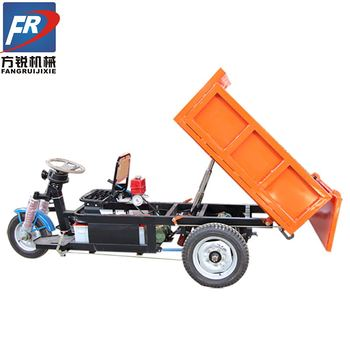 Hot newest 1T battery operated hydraulic mini wheel loader
