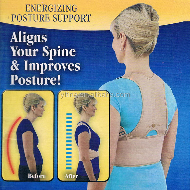 Royal Posture support garment Back Support Brace