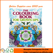 Adult Coloring Book Printing Service