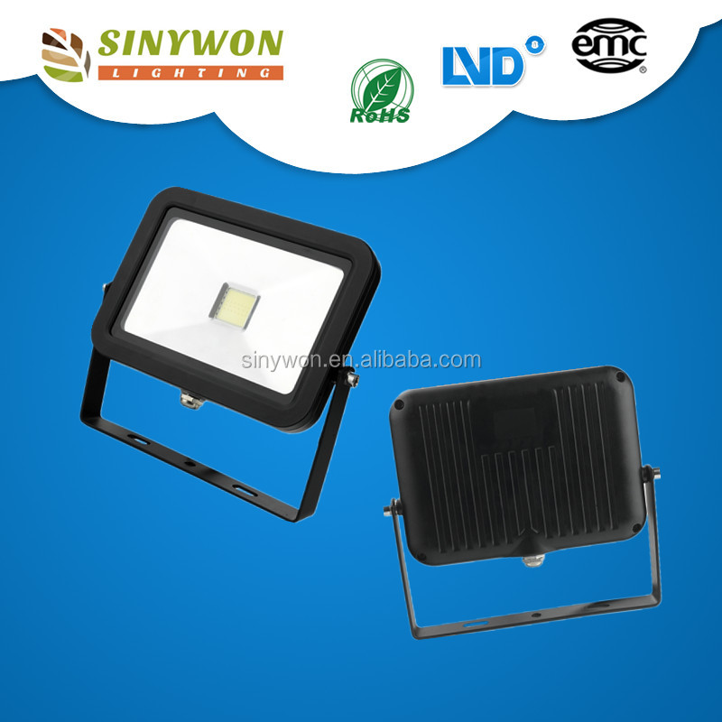 Newest Attractive Ipad Design! EMC 80Ra IP65 20w Flood Light Led