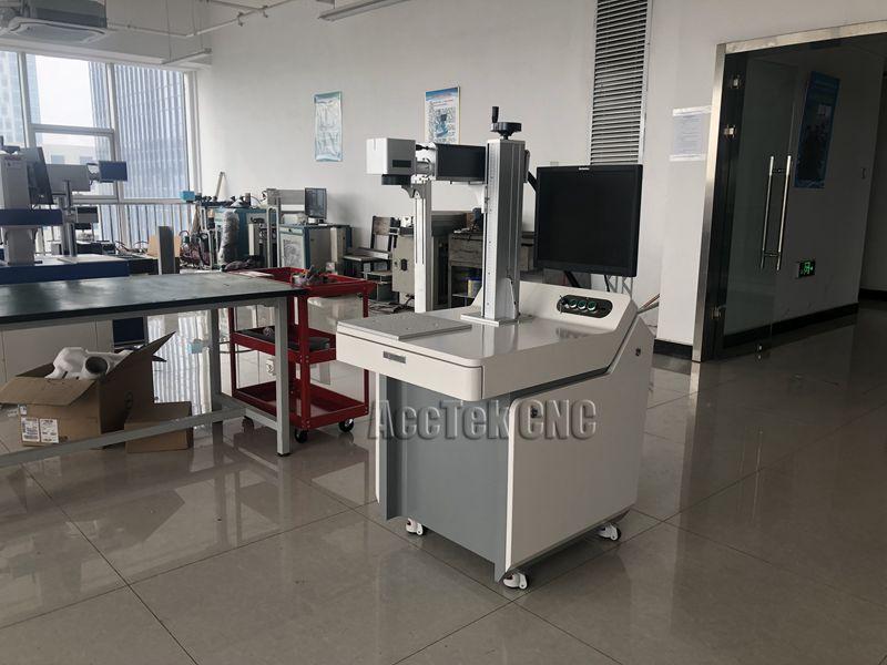 AK20F fiber laser marking machine