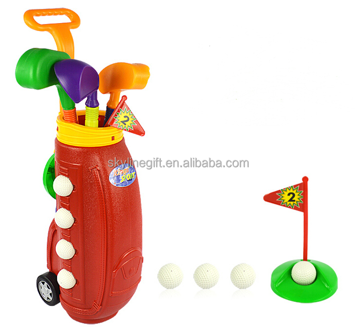 High Quality Golf Toys,Kids Golf Set Toy,Plastic Golf Club ...