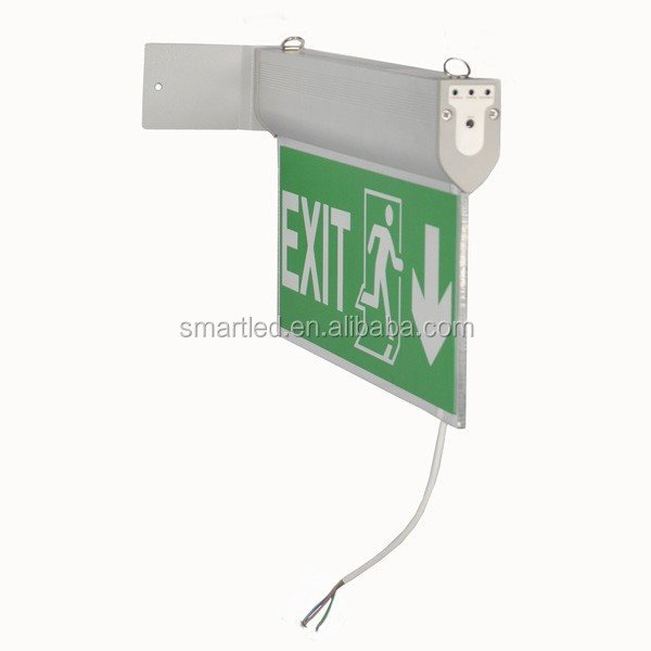 Battery Run Wall Lights : Running Man Wall Mounted Battery Backup Operated Led Exit Emergency Ceiling Light - Buy Led Exit ...