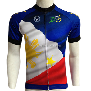 Breathable Biking Cycling Clothes Lightweight Bicycle Cycling Jersey