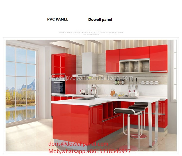 Pvc Uv Sheet For Kitchen Cabinet 4 8ft Buy Curved Furniture Panels Iraq Pvc Panel Pvc Cabinet Panel Product On Alibaba Com