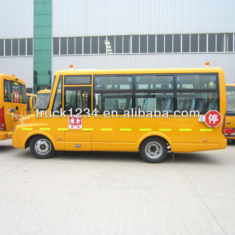 Factory Direct Supply Child 19Seats School Bus