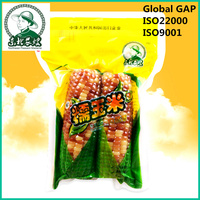 Double Vacuum Packed Mottled Corn 18months Shelf Life Nutritious GAP Certified