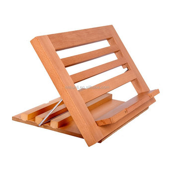 Cool Adjustable Wooden Tablet Stand Ipad Stand Book Stand Reading Desk Holder For Office Home Buy Tablet Holder Stand Reading Desk Wood Book Reading Gmtry Best Dining Table And Chair Ideas Images Gmtryco