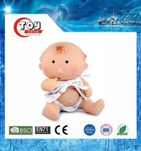 whoelsale kids pretend toys battery realistic mini vinyl baby reborn dolls with sound