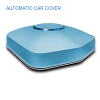 Solar electronic car body cover different size smart remote control electrical automatic car cover