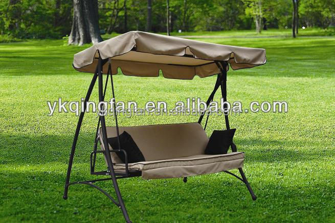 Luxury garden canopy patio swings QF-6328