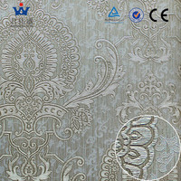 Latest decoration PVC Wallpaper from China Producer accept OEM service