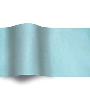 American # 5601LB, Light Blue, Solid Color Tissue Paper, Tissue Paper (480 Sheets per Ream)