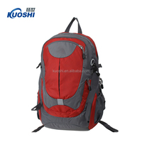 Travelling backpack tactical leather