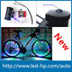 2014 New Design 20 Leds Bike Wheel Light