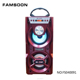 portable bluetooth tower speaker with USB, SD, FM radio