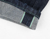 OEM service high quality selvedge raw denim woven shorts