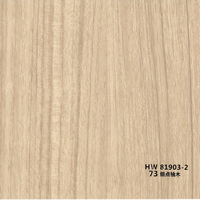 used for wall decoration furniture wood grain stickers for wood grain laminate film