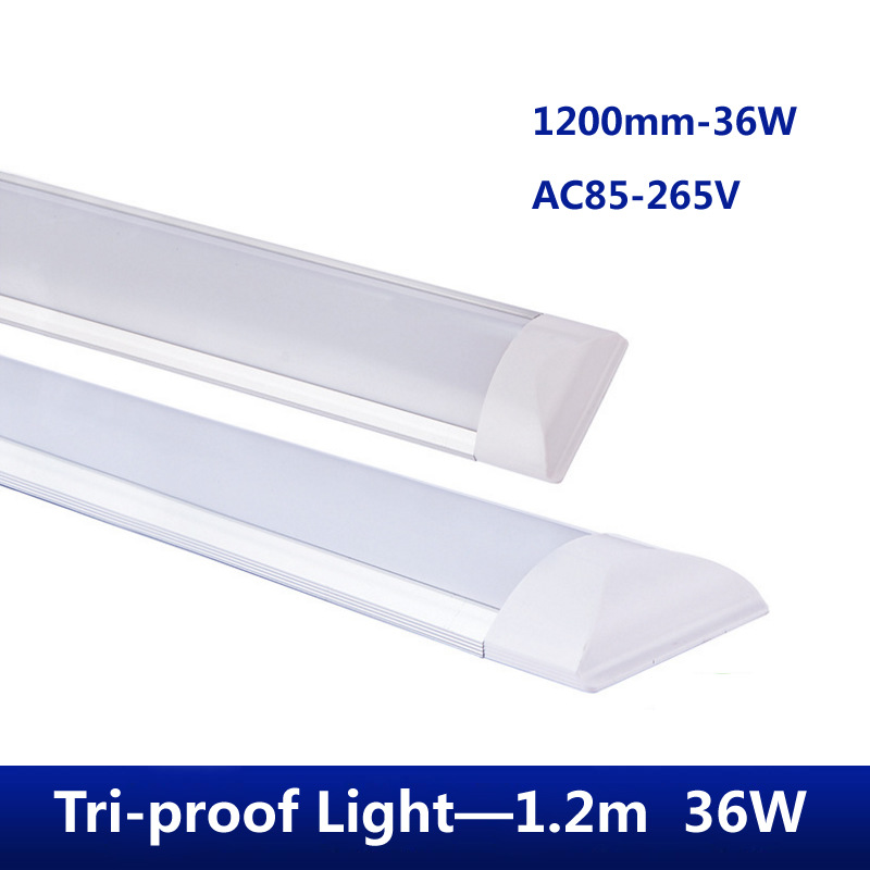Super Brightness 3060lm 4ft 36W Tri-proof T8 Led Linear Tube Light for office