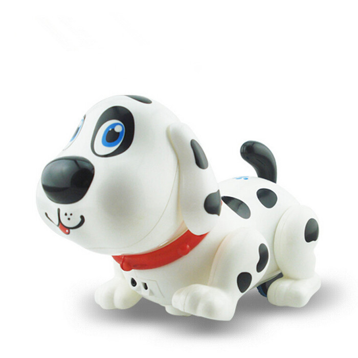 Hot Sale Cool Multi-function Intellisense Electronic Dog pet Toys Dancing Singing Stupid Spots Dog Battery Operated Toys