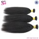 2016 Fashion style kinky straight yaki hair weave ,african hair braiding styles,braiding hair weave
