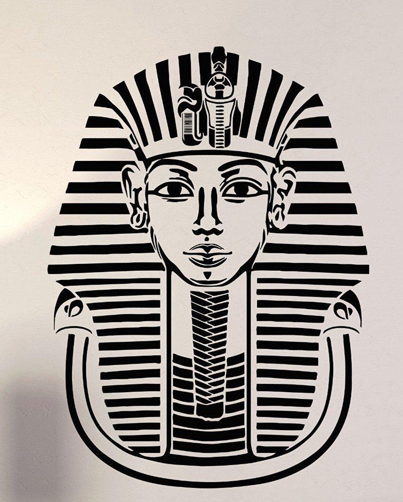 египет картинки черно-белые на прозрачном фоне пвх