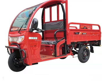 High Quality Cheap Motorcycle Truck 3-wheel Tricycle Cargo Light Electric Wagons For Philippines Market