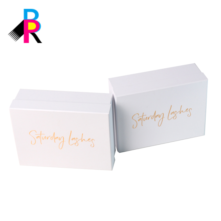 Beauty fashion Luxury creative recyclable cardboard packaging gift box