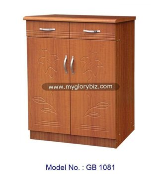 Nice Wooden Shoes Cabinet In MDF Elegant Style Wood Shoe Rack Malaysia, Wooden  Shoe Cabinet Design