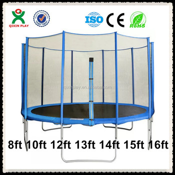 Best selling tr&oline tent cover14ft round tr&oline tent round tr&oline with ladder QX  sc 1 st  Guangzhou Qixin Amusement Equipment Co. Ltd. - Alibaba & Best selling trampoline tent cover14ft round trampoline tent ...