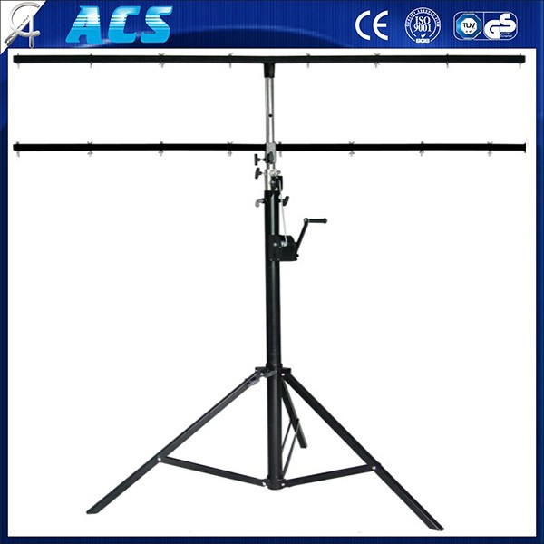 2015 hot selling Stage Heavy Duty lighting truss stand/portable tripod light stand