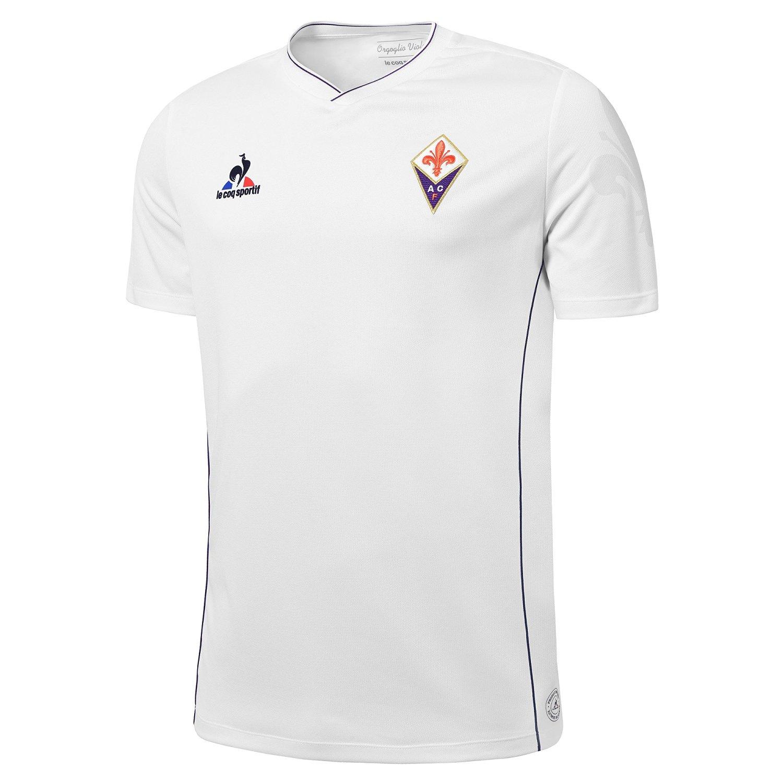 394e155239 Get Quotations · 2015-2016 Fiorentina Away Football Shirt