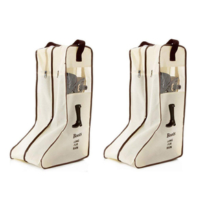 Tall Boots Storage Organizar Protector Bag Boots Cover