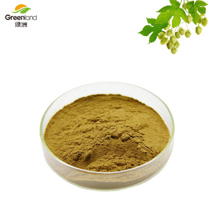 Traditional Chinese Plant 100% Pure Natural Hops Flower Humulus Lupulus Extract Powder