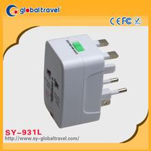 Wholesale Global Travel Newest Travel Adapter USA/AUS/EU/UK plug ...
