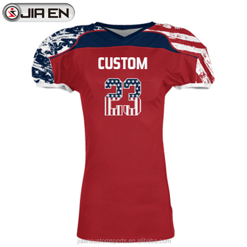 c81748132 American Football Training Jersey Youth Flag Football Jersey - Buy ...