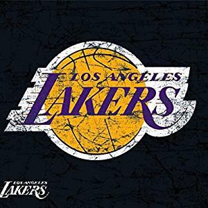 NBA Los Angeles Lakers Lifeproof fre iPhone 5&5s Skin - Los Angeles Lakers Black Primary Logo Vinyl Decal Skin For Your Lifeproof fre iPhone 5&5s