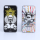 Case For Iphone 8 , The Most Creative Skull Silicone Phone Case Printer For iphone X , Cell Phone Case For Iphone 6s 6 7 7Plus